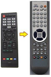 Replacement Remote Control Suitable For Orion 076R0SK011