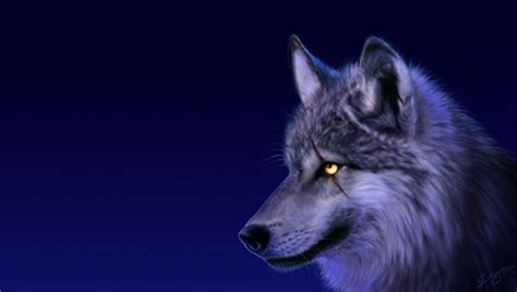 wolves are kinda cool…