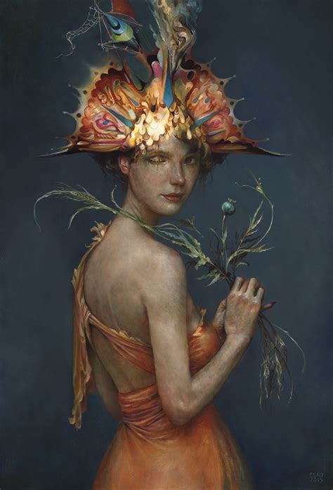 """Previews: Esao Andrews – """"The Gilded Age"""" @ Thinkspace"""