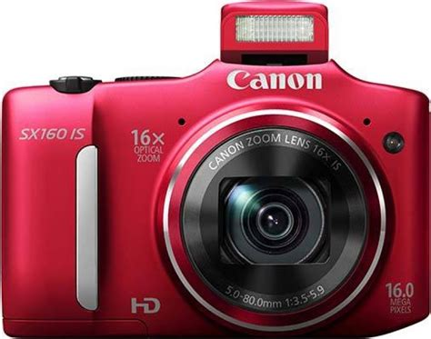 Canon PowerShot SX160 IS Review   Photography Blog