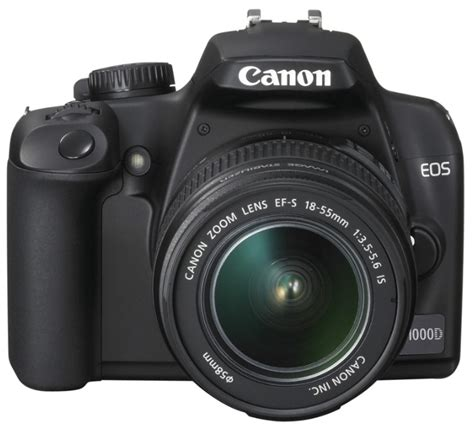 Canon EOS 1000D DSLR Camera (Body only) Price in India