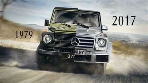 Stronger than time - new Mercedes-Benz G-Class teased