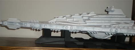 This Massive 3D Printed Star Wars Star Destroyer is Two
