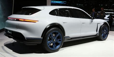 Porsche Knows its Electric Cars Have to Perform Like They