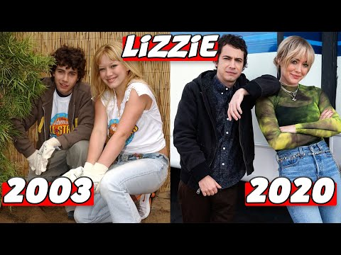 Lizzie Mcguire Cast before and after