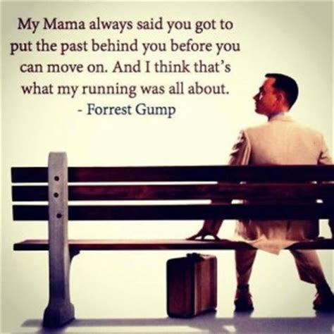 Forrest Gump Quotes About Running