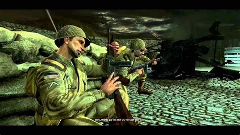 Medal Of Honor Airborne Mission 1 - YouTube